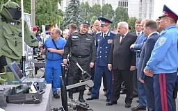 Полиция всей Европы съехалась в Днепропетровск