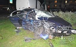 Серьезное ДТП в Кривом Роге. Пять человек пострадали