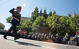 Милиция отчиталась о праздновании Дня Победы