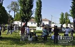 Криворожане отметили годовщину восстания против большевиков фестивалем повстанческой песни