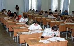 27-го мая выпускники пройдут итоговую аттестацию по украинскому языку
