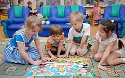 В 2011 году на Днепропетровщине создано 3,5 тысяч новых мест в детских садах
