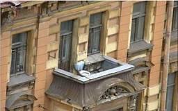 С украинцев будут брать налог за балконы и туалеты