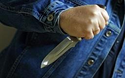 В Кривом Роге вооруженный грабитель напал на 9-классницу