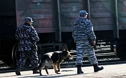 На ПЖД за попытку кражи задержали 11 человек