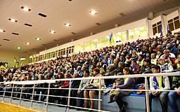 В Кривом Роге построят универсальный Спортивный комплекс на 6,5 тыс мест