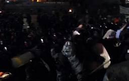 В ночь с 29 на 30 ноября «Беркут» жестоко разогнал активистов Евромайдана