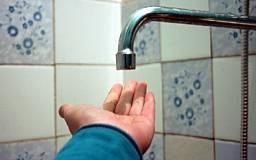 Криворожан просят подождать горячую воду