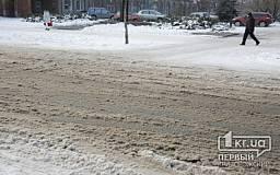Криворожские дорожные и коммунальные организации не готовы к зиме
