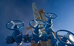 Украина стала закупать в 4 раза меньше газа у «Газпрома»