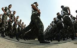 Украина в двадцатке самых милитаризированных стран