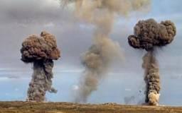 Свидетели событий: «В Кривом Роге целый день слышны какие-то взрывы»
