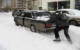 В Украине опасаются снежной зимы