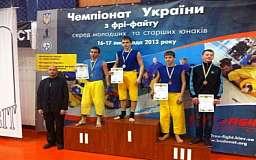 Криворожанин завоевал право участвовать на Чемпионате Европы по фри-файту