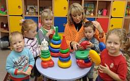 18 тыс. детей Днепропетровщины получили место в дестком саду при помощи электронной регистрации