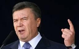 Янукович сообщил о дальнейшем сооружении с китайцами четырех заводов для синтетического газа