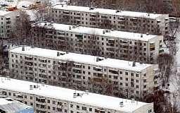 В Днепропетровской области разваливающуюся на глазах пятиэтажку не считают аварийной