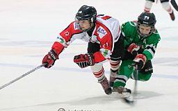 Юные криворожские хоккеисты сыграли в Дружковке
