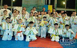 В Кривом Роге состоялся чемпионат по карате-до
