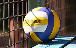 Юні волейболісти взяли участь у районних змаганнях Кривого Рогу