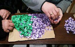 В Кривом Роге многодетная мать поставляла наркотики по Украине