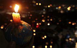 Криворожанам предлагают присоединиться ко всемирной акции Час Земли