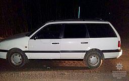 Криворожские полицейские задержали водителя с поддельными документами на авто