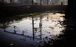 «По красной линии бьет родник чудесной воды», - криворожанин