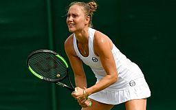 Криворожская теннисистка проиграла бельгийке в первом раунде Уимблдона