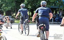 Велопатрульные задержали выпившего автомобилиста в Кривом Роге