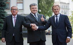 Угода про асоціацію України з ЄС. про що говорять Президенти