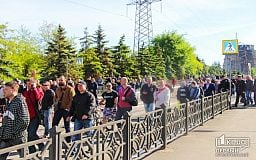 Работники  АМКР продолжают сбор подписей к работодателю