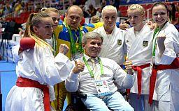 Каратисти з Дніпропетровської області виграли золото на дефлімпіаді в Туреччині