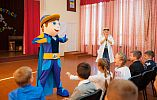 ПАО «Криворожгаз» учит школьников как безопасно пользоваться газом в быту