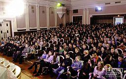 Пенсіонери-силовики мітингують, а молодь запрошують на навчання в ДУВСУ у Кривому Розі