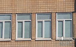 В Кривом Роге подросток выпал из окна школы