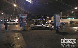 В Кривом Роге случилось ДТП из-за водителя маршрутки