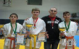 Дзюдоист из Кривого Рога стал чемпионом на спортивном турнире