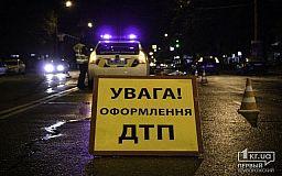 Криворожанку сбили на зебре вблизи остановки общественного транспорта