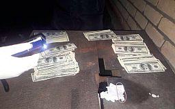 В Кривом Роге на взятке в 55 тысяч долларов задержана арбитражная управляющая