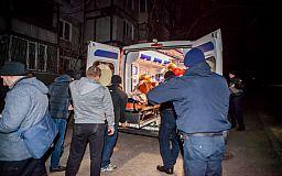 В Днепре на самодельном взрывном устройстве подорвалась женщина-полицейский