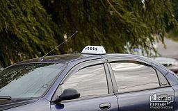 В Кривом Роге таксист сбил человека