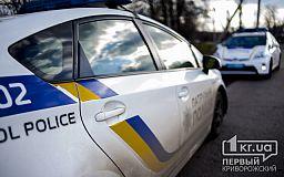 В криминогенном районе Кривого Рога задержали мужчину с «кастетом»