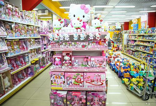 Интересные интернет магазины игрушек