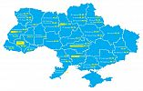 Складено рейтинг міст-лідерів та аутсайдерів України