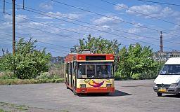 В Кривом Роге начали курсировать три  автобуса №228. График движения