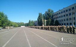 Гeроїчна 17 танкова бригада повeрнулась із зони АТО у Кривий Ріг (ТРАНСЛЯЦІЯ)