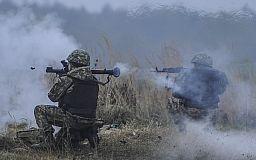 За минулу добу бойовики 73 рази обстріляли позиції ЗСУ,  4 загиблих, 7 бійців поранено, - Прес-центр штабу АТО