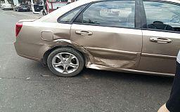 В ДТП на проспекте Гагарина в Кривом Роге пострадала девушка