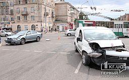 ДТП в Кривом Роге: нетрезвый водитель без документов